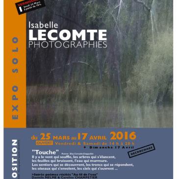 «Touche» jusqu'au 17 avril à Fontaine (38)